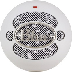 Snowball USB Microphone - Textured White