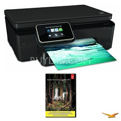 Photosmart 6520 e-All-in-One Wireless Printer with Photoshop Lightroom 5 MAC/PC