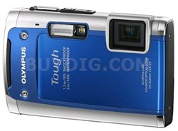 Tough TG-610 14MP Waterproof Shockproof Freezeproof - Blue - REFURBISHED