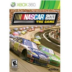 NASCAR The Game 2011 For XBOX 360