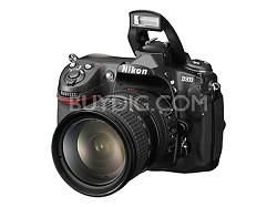 D300 12MP DX D-SLR Camera Outfit w/ 18-200mm VR Lens