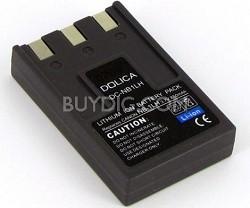NB-1LH Battery Pack For Powershot  S400, S410, & S500