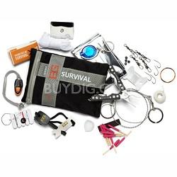 31-000701 - Bear Grylls Survival Series Ultimate Kit - Clam