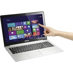 "VivoBook 15.6"" V500CA-DB31T HD Touch Notebook PC - Intel Core i3-3217U Processor"
