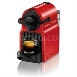 Inissia Espresso Maker, Red