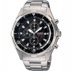 Men's Analog Chronograph Strainless Steel Wrist Watch