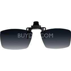 AG-F220 Clip On Cinema 3D Glasses
