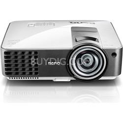 MX819ST 3000 Lumens 1024 x 768 XGA 13000:1 3D Ready Short-Throw DLP Projector