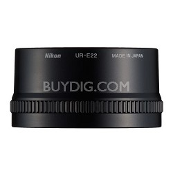 UR-E22 Adapter Ring for Nikon Coolpix P7000 & P7100 Digital Camera