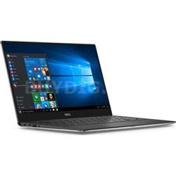 "XPS 13 13.3"" QHD+ Touch XPS9350-5340SLV 256GB Intel Core i7-6500U - OPEN BOX"