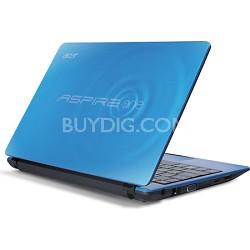 "Aspire AO722-BZ816 11.6"" Netbook PC (Aquamarine) - AMD C-Series Processor C-50"
