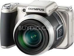 SP-800UZ 14 Megapixel 30x Zoom Digital Camera - REFURBISHED