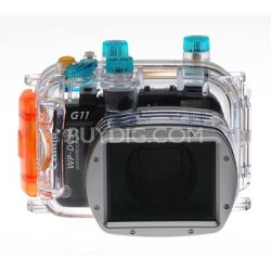 Waterproof Case WP-DC34 for Powershot G11 and G12
