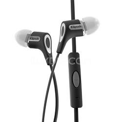 R6i Headphone w/ iOS Inline Mic & Controls iPod/iPhone/iPad (Black) - 1060400