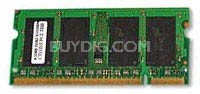 512MB - DDR 2 667 s/o DIMM for Laptops