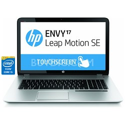 "Envy TouchSmart 17.3"" 17-j160nr Leap Motion SE Notebook - Intel Core i5-4200M"