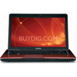 "Satellite 13.3"" L635-S3040RD Notebook PC"