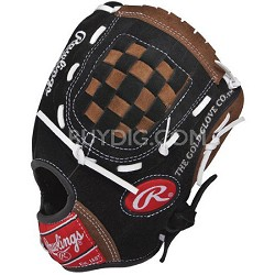 Player Preferred 9.5-inch Youth Baseball Glove, Right-Hand Throw (PP95DP)