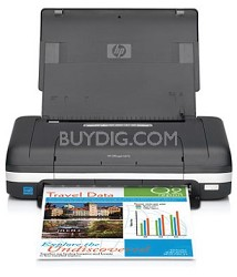 Officejet H470WBT Mobile Printer (CB028A)
