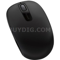 1850 Wireless Mobile Mouse in Black for Business - 7MM-00001