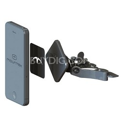 nGroove Snap 3 Magnetic Car Mount for Smartphones and Mini Tablets - NG6000I3