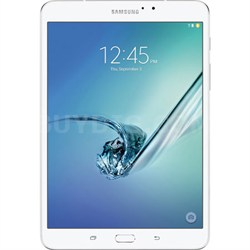 Galaxy Tab S2 8.0-inch Wi-Fi Tablet (White/32GB) - OPEN BOX