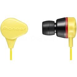 SE-CL331-Y - Earbud Headphones (Yellow)