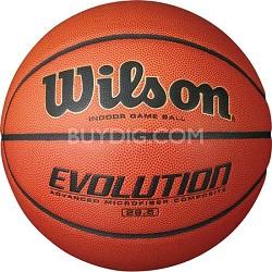 "Evolution High School Game Ball 28.5"" Basketball"