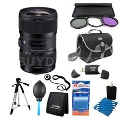 AF 18-35MM F/1.8 DC HSM Lens Kit for Sony