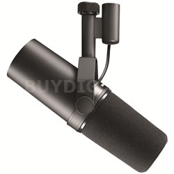 Cardioid Dynamic Studio Vocal Microphone (SM7B)