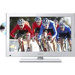 24-Inch 1080p 60Hz LED TV DVD Combo (White)