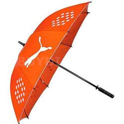 Perform Single Canopy Umbrella - Orange - PMGO3077