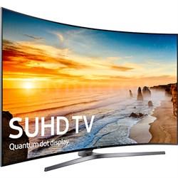 """UN65KS9800 - 65"""" Class KS9800 9-Series Curved 4K SUHD TV"""