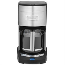 DCC-3650FR Extreme Brew 12-Cup Coffee Maker, Silver - Factory Refurbished