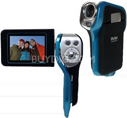 DVR 850W Waterproof Camcorder (Teal)