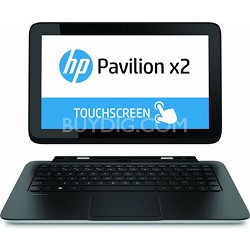 """Pavilion 13.3"""" 13-p110nr x2 Convertible Notebook/Tablet PC - Intel Core i3-4020Y"""