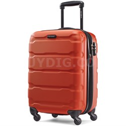 "Omni Hardside Luggage 20"" Spinner - Burnt Orange (68308-1156)"