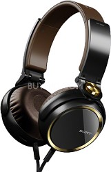 MDR-XB600 Extra Bass 40mm Driver Headphones