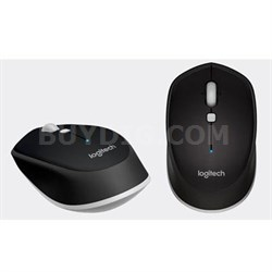 M535 Compact Bluetooth Mouse in Black - 910-004432