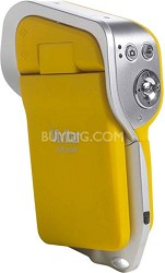 DVR 850W Waterproof Camcorder (Yellow)