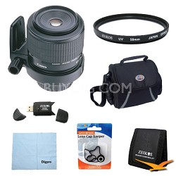 MP-E 65MM F2.8 1-5X MACRO LENS EXCLUSIVE PRO KIT