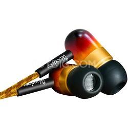 IESW100V - Vintage Earphones w/ Mic