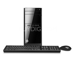 110-420 Desktop (Core i3-3240T, 4GB RAM, 500GB HD, Windows 8.1)