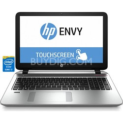 "Envy 15-k020us 15.6"" HD Notebook PC - Intel Core i7-4710HQ Pro. - OPEN BOX"