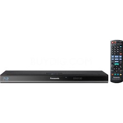 DMP-BDT210 - 3D Blu-ray Disc Player with Integrated Wi-Fi