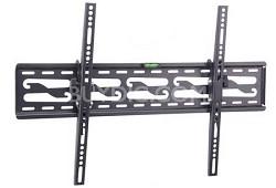 32- 72 Inch Ultra Slim Tilting Wall Mount Steel Construction - Easy Install