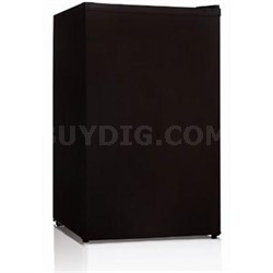 3.0 cu ft Upright Freezer Blk