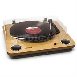 Max LP Belt Drive DJ Turntable - OPEN BOX