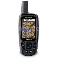 GPSMAP 62sc World Wide Handheld Navigator