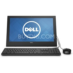 "Inspiron i3043-1250BLK HD 19.5"" 1600x900 All-in-One Desktop Computer"